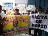 Huacho-Peru: candidato chui de Alan Garcia perdio debate eb region Lima