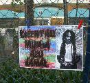 Protestan por el injusto encarcelamiento de Mumia Abu-Jamal