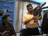 Falleci� Gregorio Segundo, el reconocido luthier toba