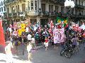 Acto en Rosario en repudio de la represi�n en Villa Soldati