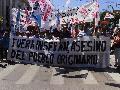 """Chaco: """"marcha en repudio de la visita del genocidas Gildo Infran a la provincia&quot"""