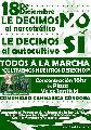 """Todxs a la marcha """"Cultivemos nuestros derechos"""""""