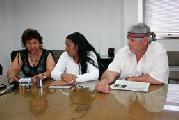 La Pampa: Repudio y desmentida de los Pueblos Originarios