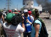 SanCor: despedidos bloquearon el CEDAN en Don Torcuato