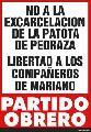 CBA: marcha por libertad de militantes del PO presos y x justicia para Mariano Ferreyra