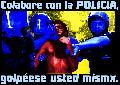 Colabore con la Policia