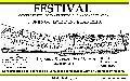 Festival contra la represi�n y desalojo a las comunidades