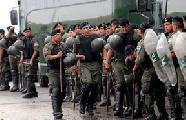 De pel�cula: La gendarmer�a como una soluci�n de la centroizquierda
