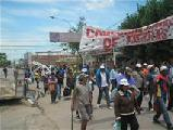 Chaco: Desalojan y detienen a originarios Qom de Pampa del Indio