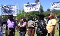 Comunidades originarias de Chubut, denuncian una escalada de violencia