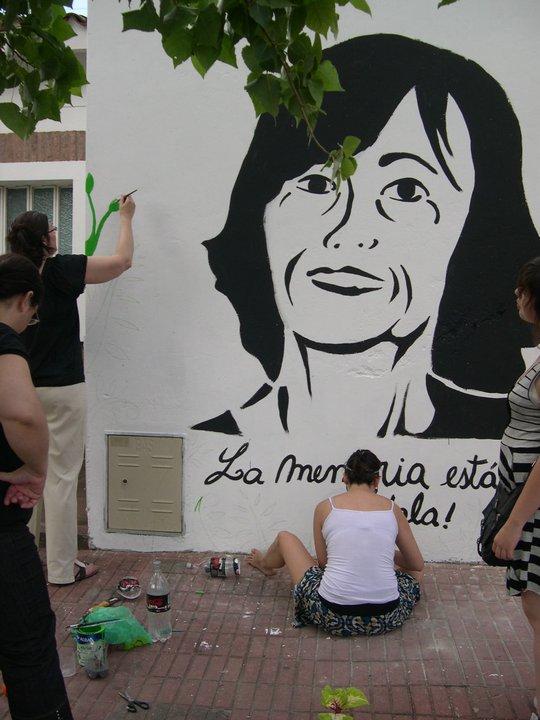 Mural - instalación ...