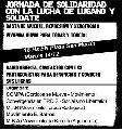 Jornada de solidaridad con la lucha de Lugano y Soldati