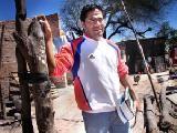 La dif�cil misi�n del �nico m�dico aborigen del Chaco