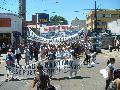 Importante acto libertad Carlos Olivera en Lomas de Zamora organizado por SITRAIC