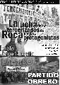 """Charla """"La Lucha de los Tercerizados del Roca por sus Protagonistas"""""""