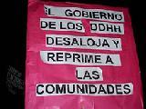 Nota de repudio antes las agresiones a compa�eros/as de Lalacnaqom