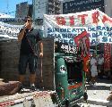 Reportaje: Vicente, sec.gral. Sindicato Correos Porto Alegre y militante trotskista