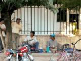 Formosa: Abor�genes duermen en veredas de hospitales