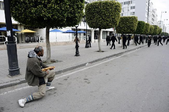Insurrección tunecin...