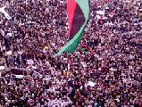 Levantamiento en Libia: �Tiemblen, tiranos!