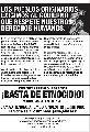Basta de etnocidio