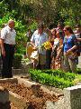 Inhumaron los restos de Oscar Bouvier: �Un encuentro de identidad y verdad�