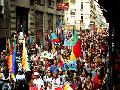 1� de Marzo masiva convocatoria-  Reclamo de justicia para el pubelo Qom