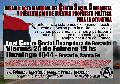 Viernes 25 - 19hs Acto inaugural del Ctro. Social Anarquista