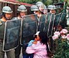 Denuncian trasfondo pol�tico de juicio contra mapuches en Chile