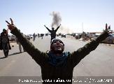 Acto por la revoluci�n Libia. Jueves 1730 horas en Obelisco