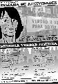 Memoria, Verdad y Justicia. Semana de Actividades del 21/03 al 29/03. RAFAELA