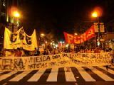 Macri pide la detenci�n de dirigentes populares