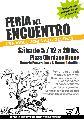 Feria del Encuentro / S�bado 5 de Marzo / de 12 a 20 hs.