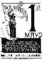 Acto anarquista: 1� de Mayo