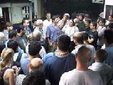 Trabajadores denuncian �maniobra� de la UTA y Metrov�as
