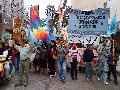 Movilizaci�n del Pueblo Tonocote en Santiago del Estero
