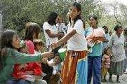 Indios exigen a Fernando Lugo el cumplimiento de los fallos de la CIDH