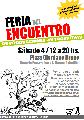 Feria del Encuentro / S�bado 4 de junio / de 12 a 20 hs.