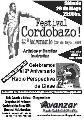 Festival por el Cordobazo y aniversario de Radio Perspectiva.