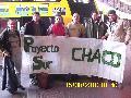 PROYECTO SUR CHACO SOLIDARIZA CON LA CAUSA DE LOS PUEBLOS ORIGINARIOS EN EL IMPENETRABLE