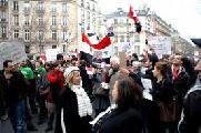 La marcha de la revoluci�n �rabe