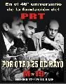 46� Aniversario del PRT