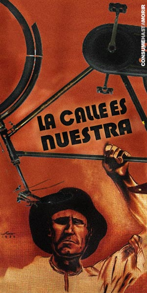 Bicicletas voladoras...