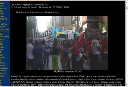 Colectivo Indymedia ...