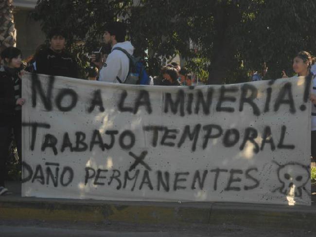 Mendoza: Corte total...