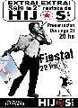 Domingo 21 de agosto presentaci�n 2da revista de HIJOS La Plata
