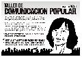 Taller de comunicaci�n popular x Wayruro Comunicaci�n popular