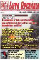LEIA A MAIS RECENTE EDI��O DO JORNAL LUTA OPER�RIA-221, 2� QUINZ. DE AGOSTO/2011