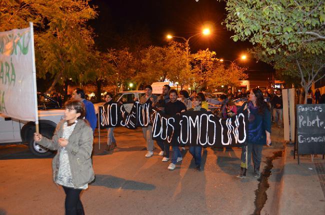 Movilización en Chil...