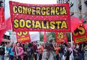 Declaracion mujeres Convergencia Socialista para Encuentro Bariloche